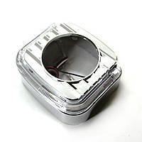 """Маски 2,8"""" TIGUAN square (Квадратная) U-ring LED CREE"""