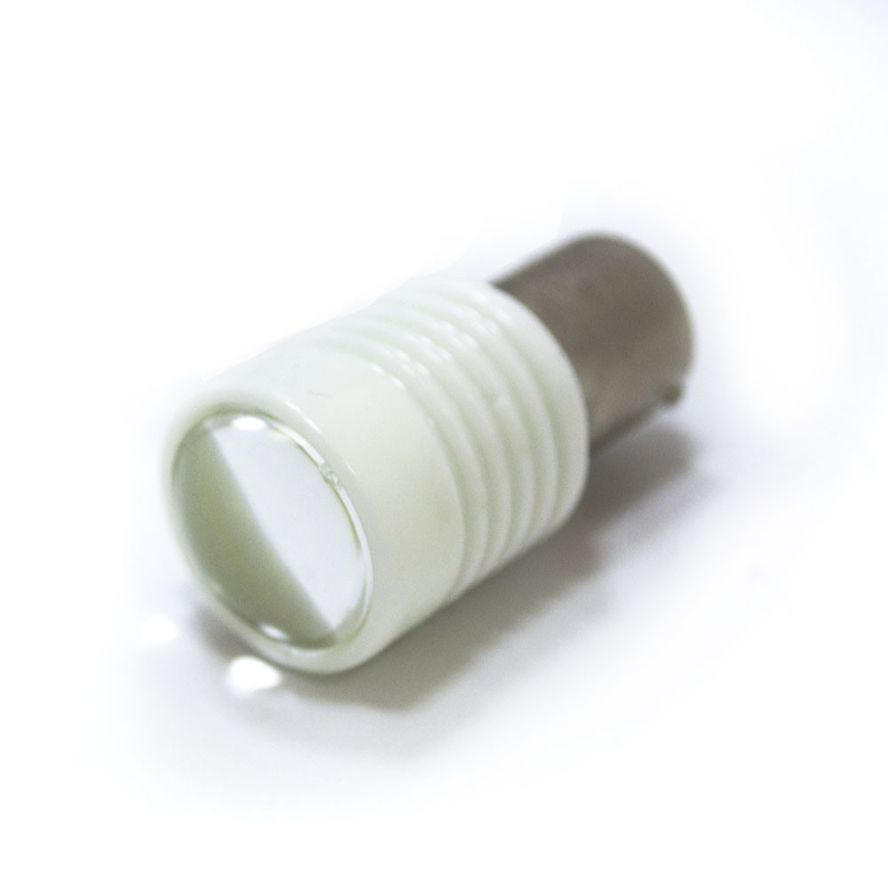 LED Galaxy S25 ( P21W 1156 BA15S ) 7020 6SMD Lens White (Білий)