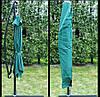 Садовый зонт Desco ,250х250 см. бордовый,, фото 4