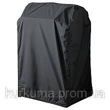 IKEA TOSTERO Чехол на гриль, черный  (802.923.30)