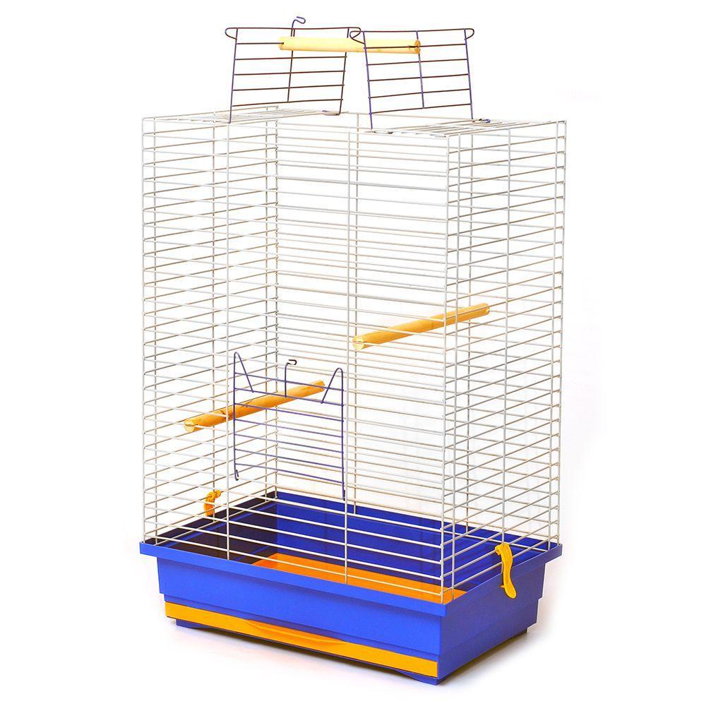Клетка для птиц Нимфа краска