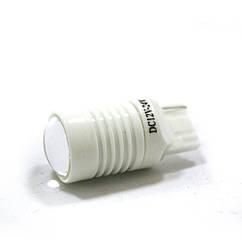 LED Galaxy T20 ( W21W 7440 W3х16d ) 7020 6SMD Lens White (Белый)