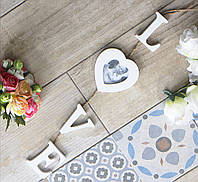 Фоторамка декор подвеска LOVE