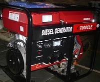 Дизельный генератор WEIMA WM7000CLE-3, фото 1
