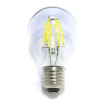 E27 LED Galaxy Premium Filament  6W 6000K