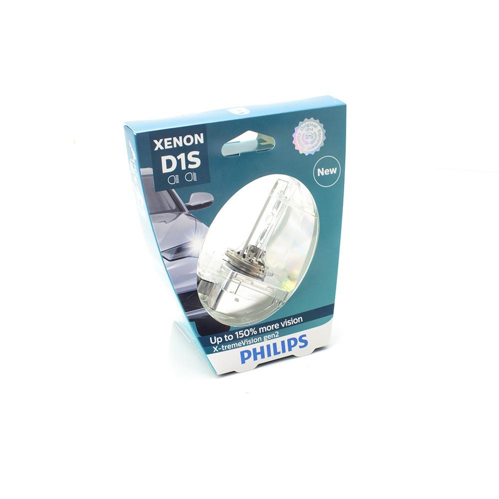 Лампа D1S 4800K PHILIPS 85415 XV2 S1+150%  (DE)