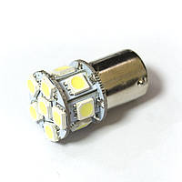 LED Galaxy S25 ( P21-5W 1157 BA15d ) 5050 13SMD White (Белый)
