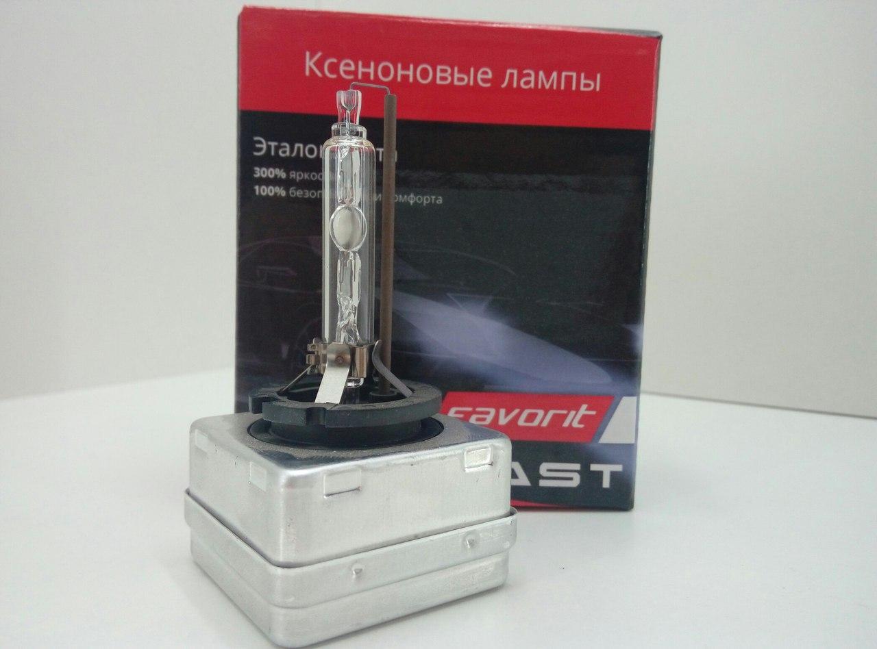 Лампа D1S 6000K Contrast FAVORIT (CN)