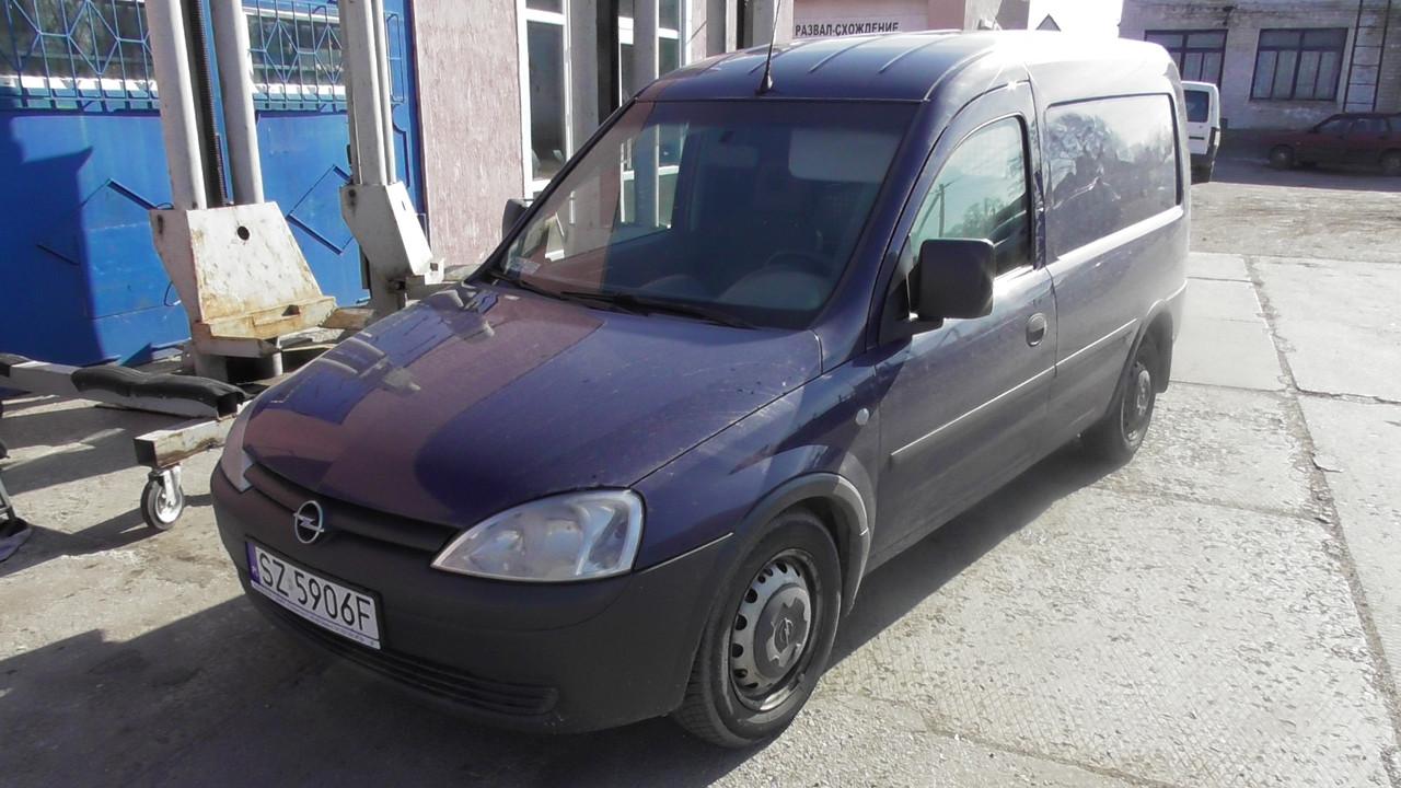 Авторазборка Opel Combo C 2001-2011