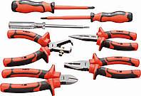Набор шарнирно-губцевого инструмента с отвертками 01-302