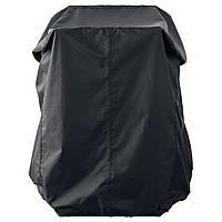 IKEA TOSTERO Чехол на мебель, черный  (502.852.65)