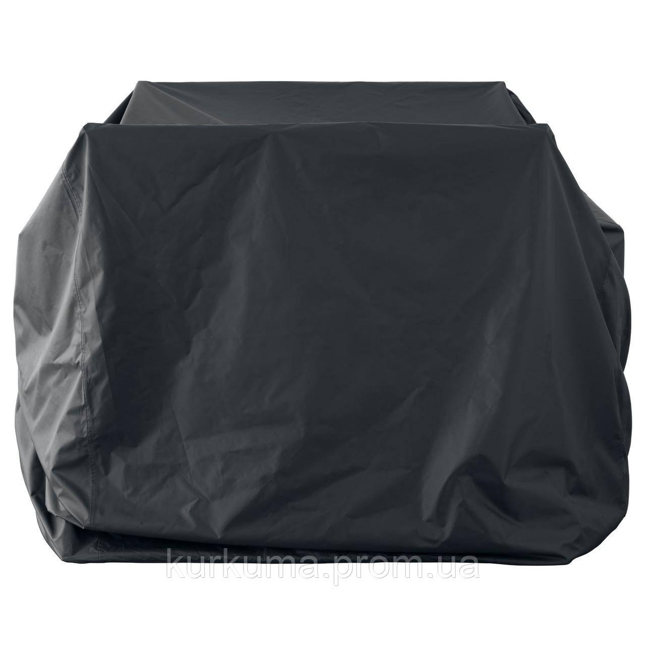 IKEA TOSTERO Чехол на мебель, черный  (302.923.23)