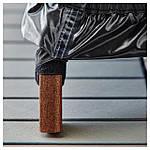 IKEA TOSTERO Чехол на мебель, черный  (302.923.23), фото 7