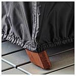IKEA TOSTERO Чехол на мебель, черный  (302.923.23), фото 8