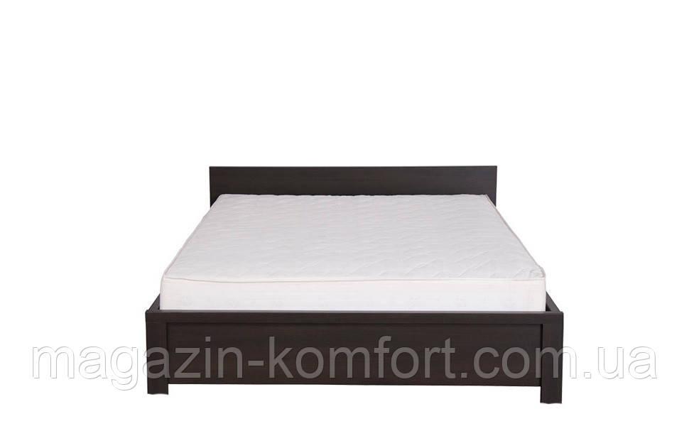 Кровать двуспальная Каспиан 140 (каркас), фото 1