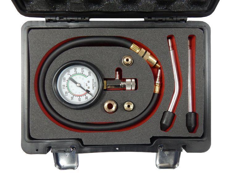 Тестер компрессии для бензиновых двигателей