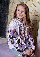Сорочка вишита дитяча МВ-149д
