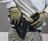 Тактические перчатки Mechanix Contra PRO - coyote (Mex-coyot-m), фото 5