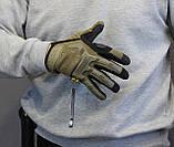 Тактические перчатки Mechanix Contra PRO - coyote (Mex-coyot-m), фото 7