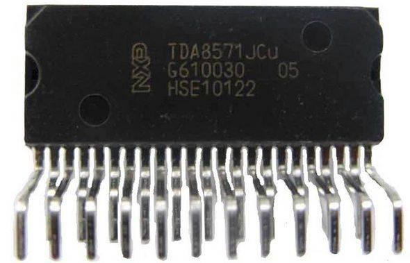 Микросхема TDA8571J