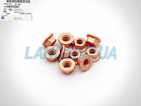 Гайка выпускного коллектора Ланос Авео Лачетти GM 94515367.