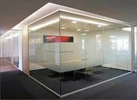 Перегородки стеклянные, Изделия из стекла, Козырьки из стекла