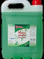 Жидкое мыло Зеленое яблоко 5л Чистюня