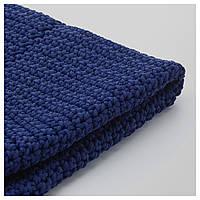 IKEA OTTERON Чехол на садовый пуф, синий  (604.112.06)
