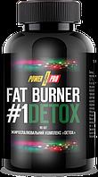 Жиросжигатель Power Pro Fat Burner №1 Detox 90 caps