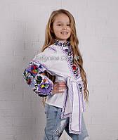 Заготовка для вишивки дитячої сорочки БС-149д