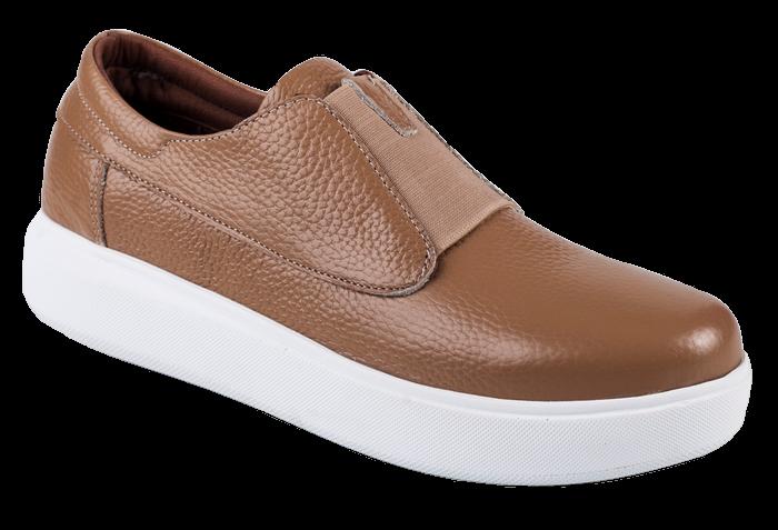 Женские ортопедические туфли 18-202, коричневый, 36