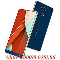 "Смартфон Bluboo D5 Pro Blue 5.5"" 3/32Gb 1280*640 4G бампер пленка"