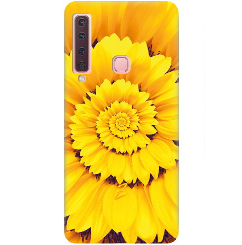 Чехол для Samsung Galaxy A9 2018 Sunflower