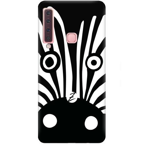 Чехол для Samsung Galaxy A9 2018 Zebra