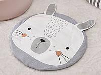 Круглый детский коврик Кролик (90х90 ), фото 1