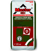 Master Progres клей для керамогранитной плитки 25кг