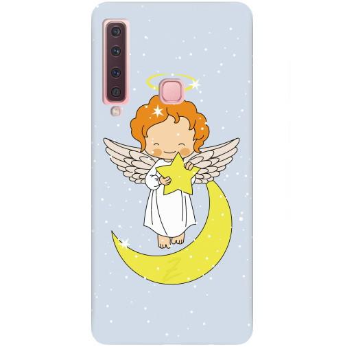 Чехол для Samsung Galaxy A9 2018 Angel