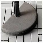 IKEA BRAMSON/FLISO Зонт с подставкой, черный  (290.109.75), фото 4