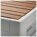 IKEA SJALLAND Садовый стол, светло-коричневый, светло-серый  (792.624.47), фото 3