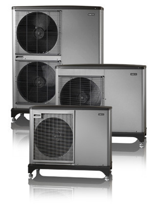 Тепловой насос воздух-вода Nibe F2040 12 кВт