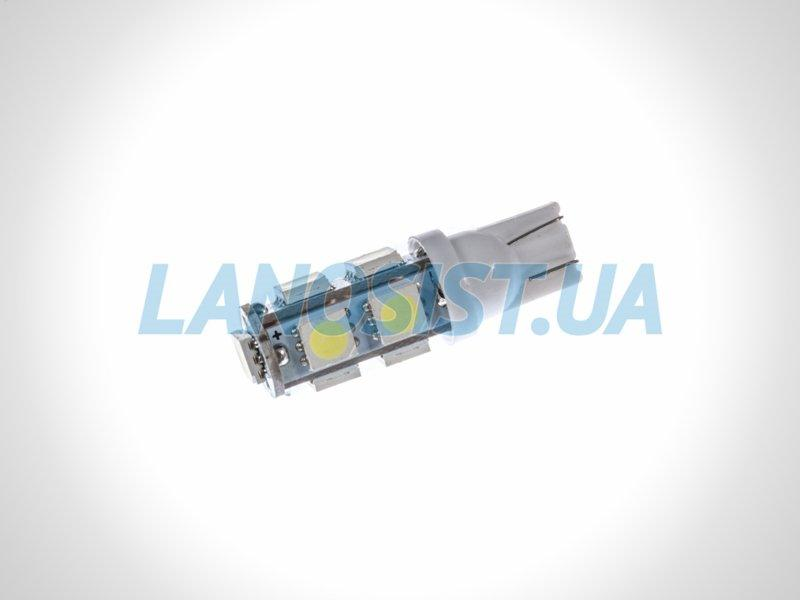 Лампа LED W5W 126Lm 9xSMD (5050) 10200.