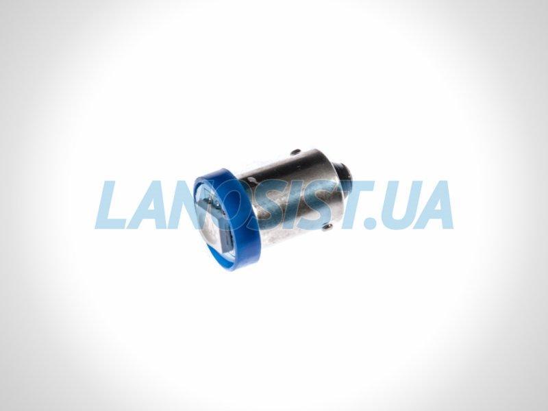 Лампа LED T4W 14Lm 1xSMD (5050) (синяя) 14101.
