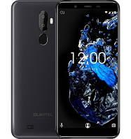 """Смартфон Oukitel U25 Pro 4/64Gb Black, 13+2/5Мп, 5.5"""" IPS, 2SIM, 4G, 3200мАһ, 8 ядер, MT6750T, фото 1"""
