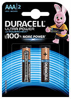 Батарейка Duracell Ultra Power AAA LR03