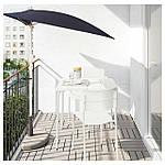 IKEA VADDO Садовый стол, белый  (402.595.11), фото 2
