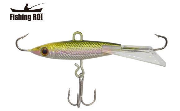 Балансир Fishing ROI 40мм 12гр цвет-20