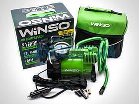 Компрессор автомобильный 7 атм, 37 л/мин WINSO 123000.