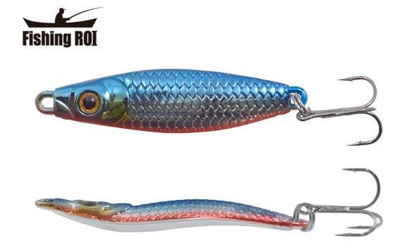 Блесна Fishing ROI  60мм 14гр цвет-32