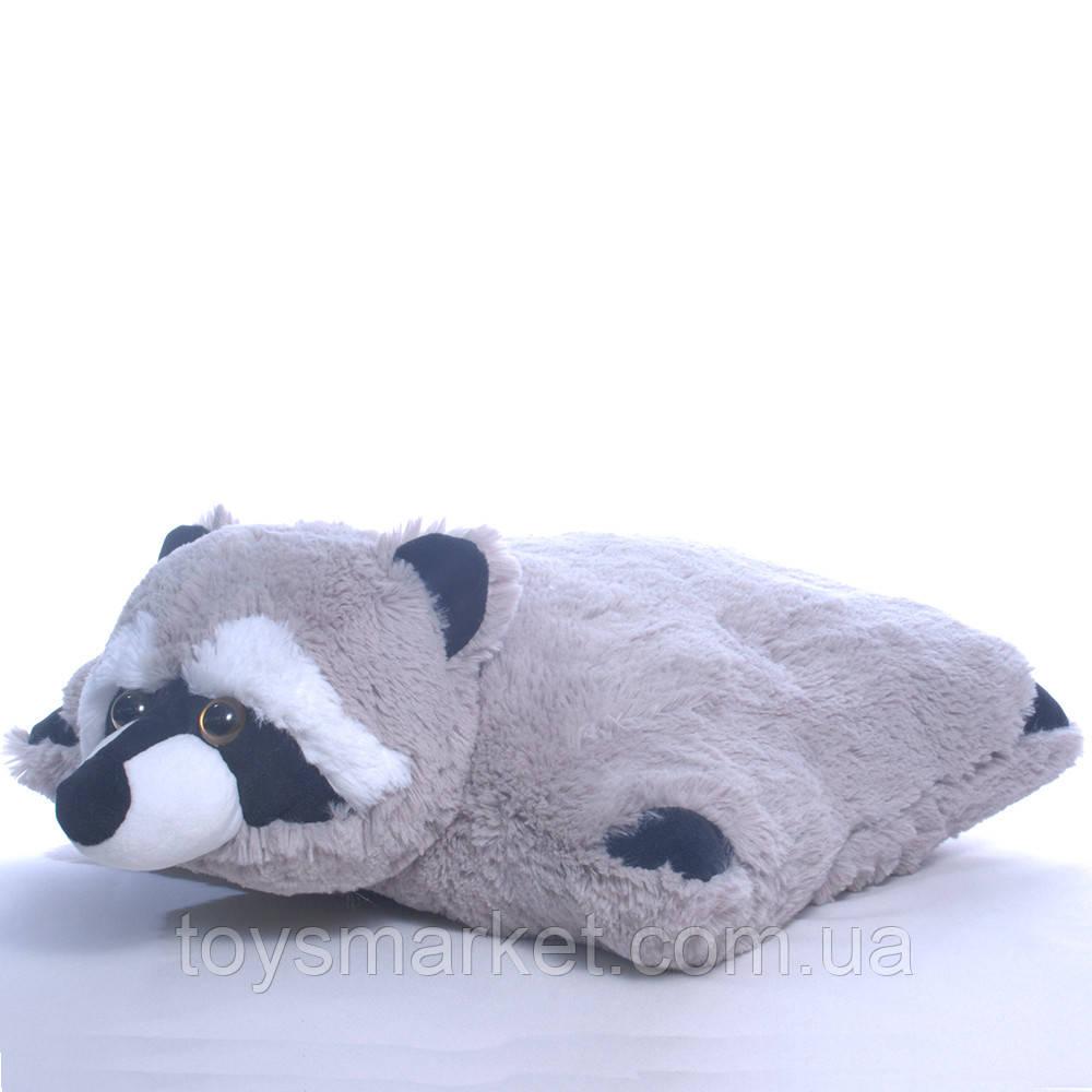 Подушка-складушка Енот