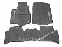 Коврики велюровые для Nissan Qashqai+2 с 2008-